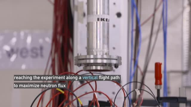 n_TOF Neutron Time of Flight · CDS Videos · CERN